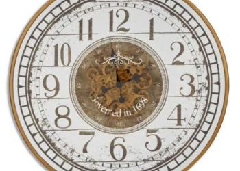 Z Gallerie Recalls Wall Clocks Due to Fire