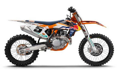 KTM North America Recalls Competition Off-road Motorcycles