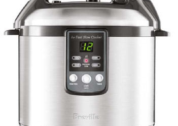 Breville Recalls Pressure Cookers Due To Risk Of Burns