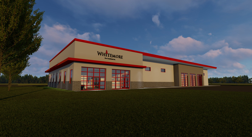 Whitemore Fire Consultants to Build New Headquarters in Prior Lake, MN