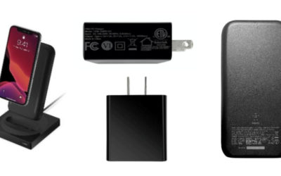 Belkin Recalls Portable Wireless Chargers + Stand Special Edition Due to Fire and Shock Hazards