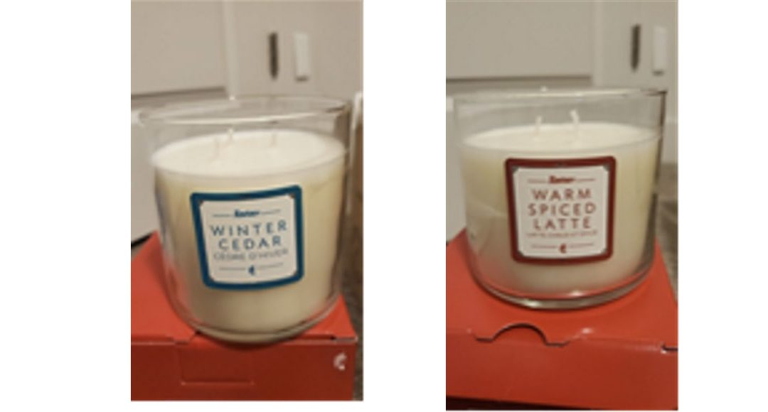 Melaleuca Recalls Three-Wick Revive Candles Due to Fire and Burn Hazards