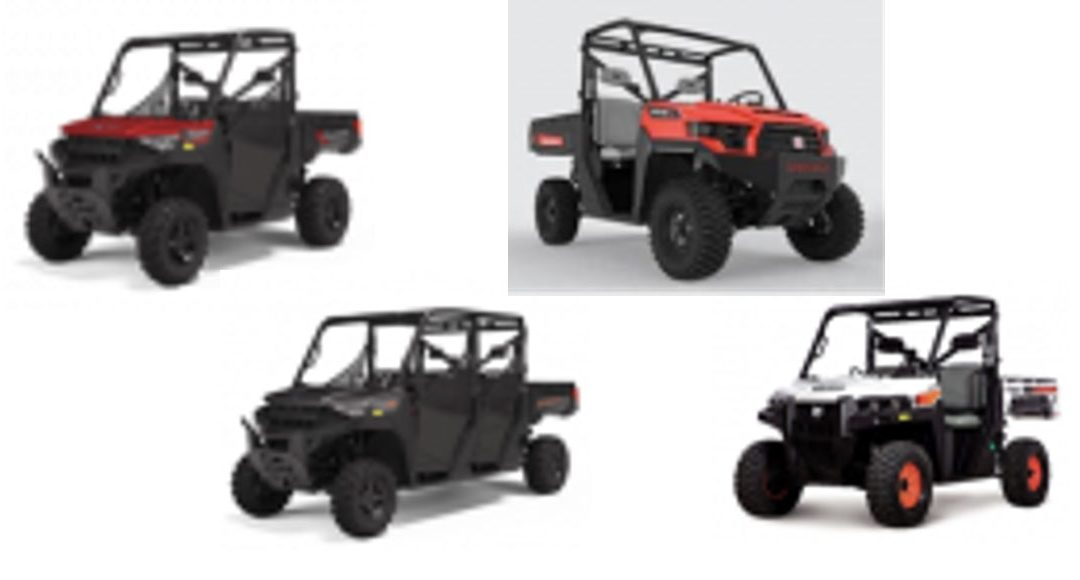 Polaris Recalls Ranger Recreational Off-Highway Vehicles and ProXD, Gravely and Bobcat Utility Vehicles Due to Fire Hazard